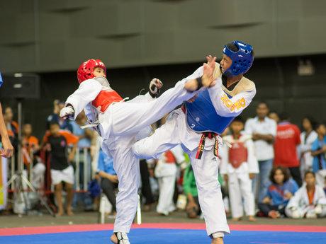 Sport Taekwondo Lessons
