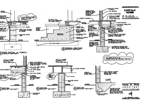 Architecture /construction drawings