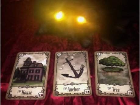 9 Card LeNormand Reading
