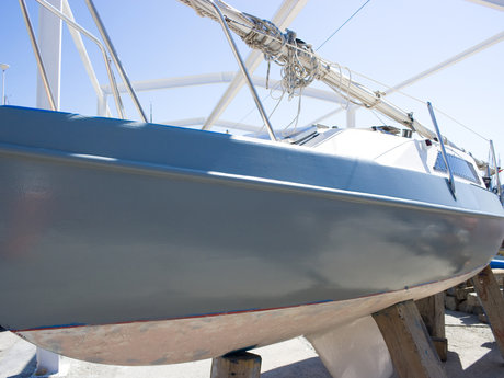 Boat detailing maintence