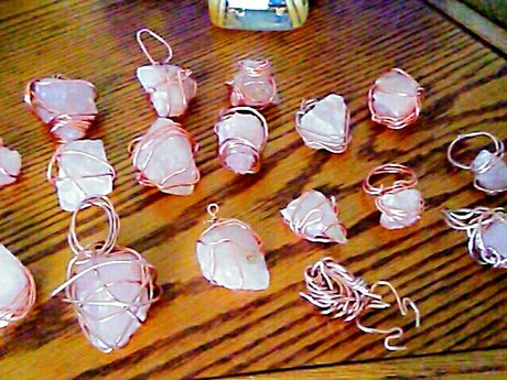 Jewelry: Stone Wrapping