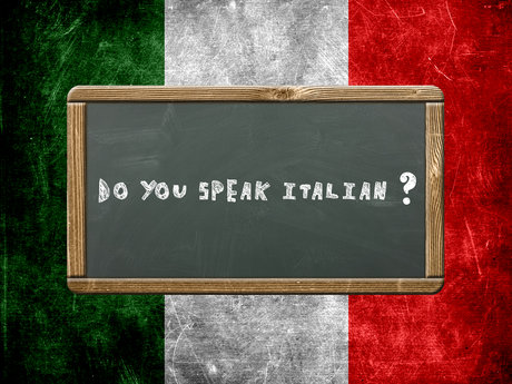 Translation to and from Italian