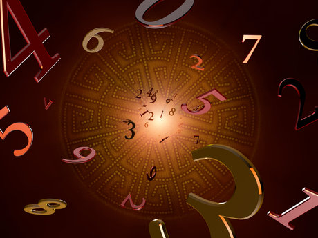 Personalized numerology chart
