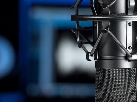 Audio Radio/TV Production/Voiceover