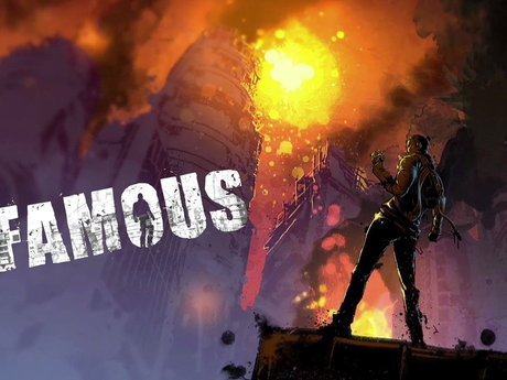 Walkthrough for inFamous games