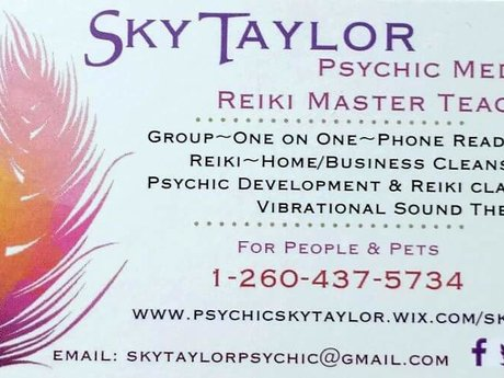 Psychic Email Reading