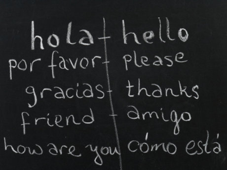English-Spanish tutoring  translate