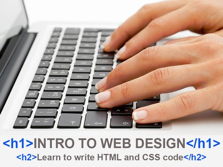Intro to Web Design