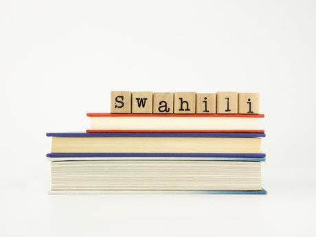 Swahili course and Translation