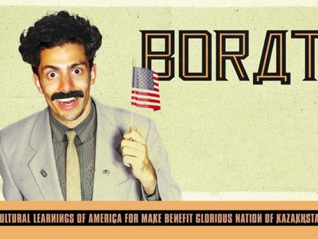 Talk to Borat for 10 Minutes