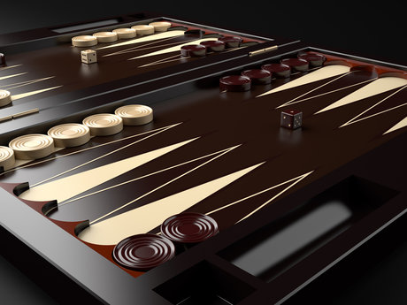 Backgammon lessons