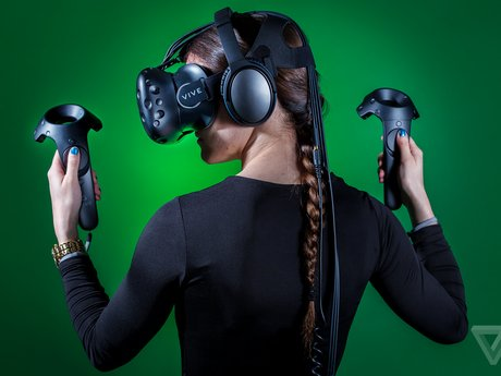 Try Out Virtual Reality!