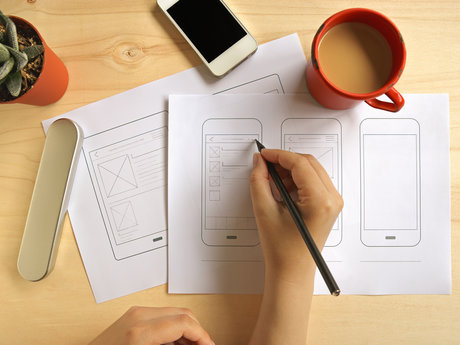 Apps Wireframing