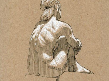 Art figure model sessions