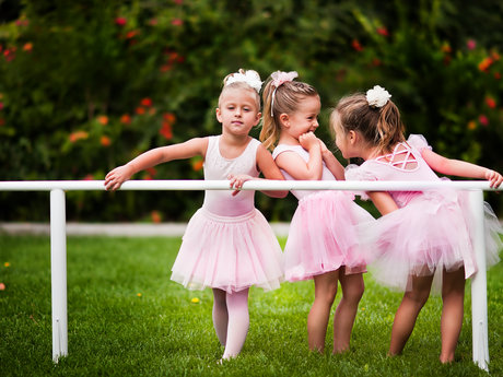 Birthday Ballet Class ages 2-11