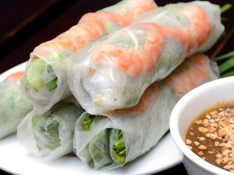 DIY Lesson: Vietnamese Spring Rolls