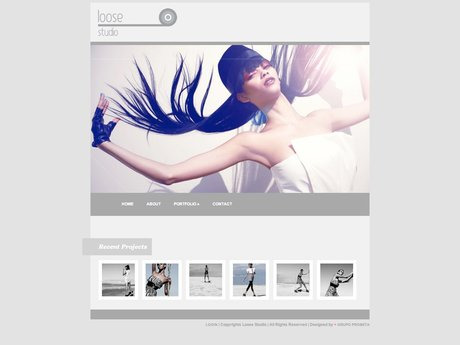 HTML and CSS Website design