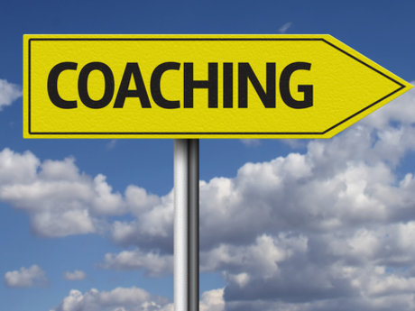 Executive coaching session