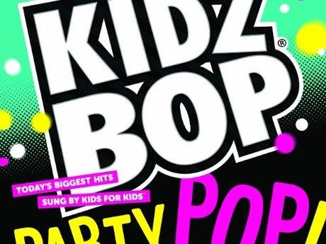 Personalized Kidz Bop Playlist