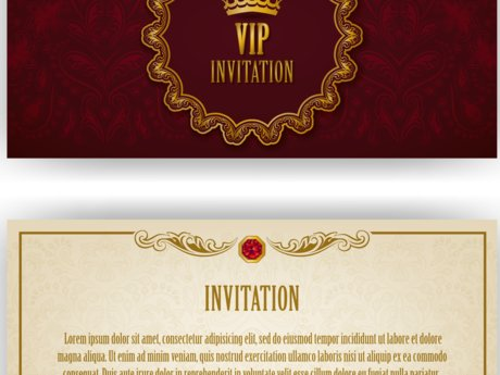 Custom Invitation / Card Design