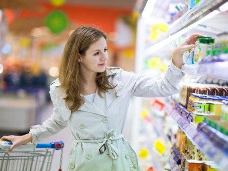 Grocery Shopping Help - 1 trip