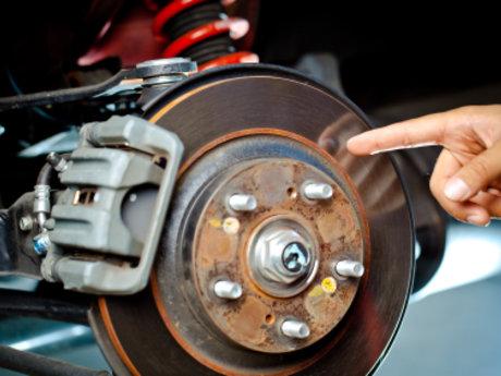 Repair your vehicle!