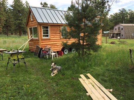 DIY Off-grid Tiny House Advice