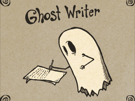 Ghost Writing for Fiction