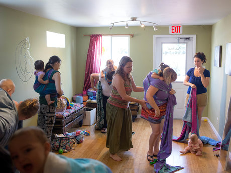 Babywearing Consultation/ Class