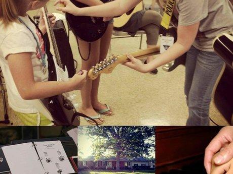 Guitar, Bass, Ukulele Lessons