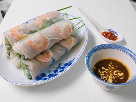 Vietnamese spring rolls: How to