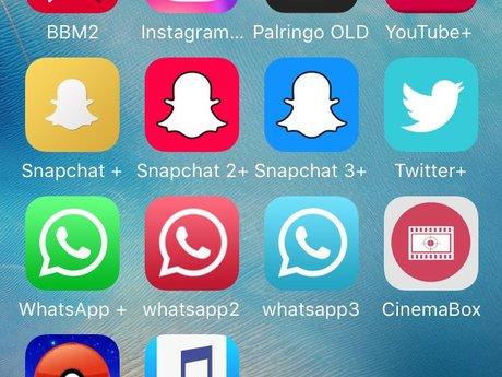 App plus iphone and ipad