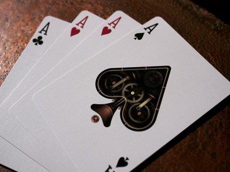 Learn basic card magic and illusion