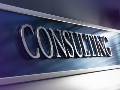 Business consultation.
