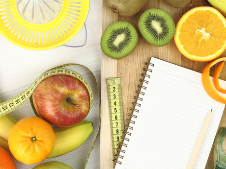 Make a nutrition plan for your goal