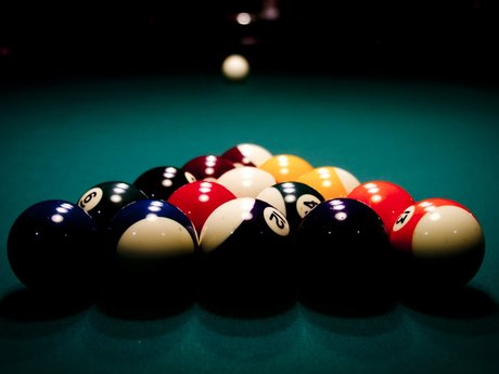 Learn to play pool!