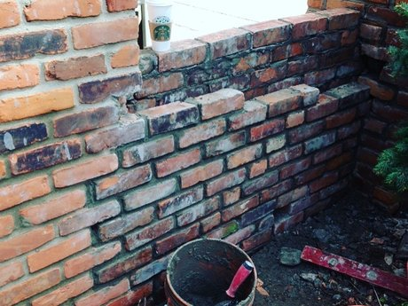 Brick Laying/Paving Stone Work