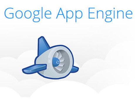 Setup Google App Engine Web Site