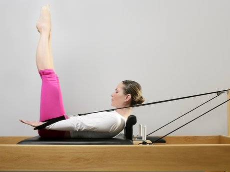 1 hour Classical Pilates session