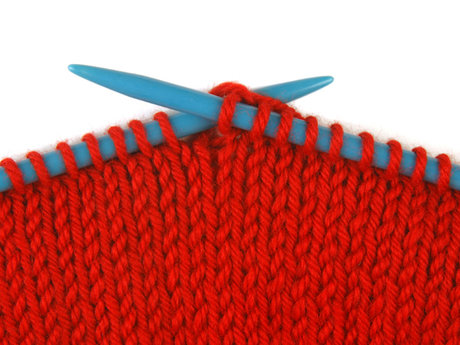 Beginner Knitting Lessons