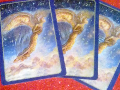 3 Card Tarot or Oracle Card Reading