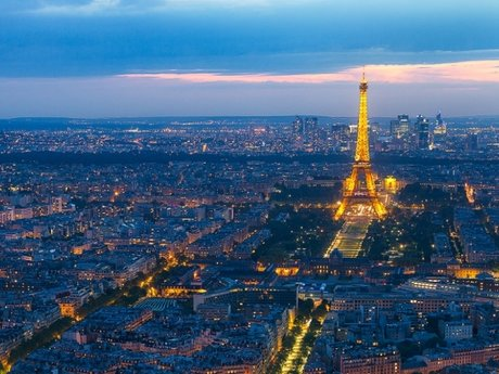 Plan your trip to Paris