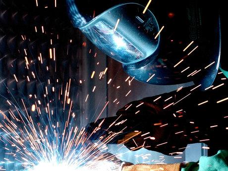 Certified Tig&mig welder.