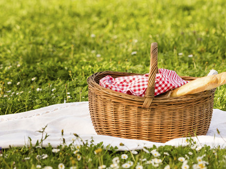 Picnic for Two--packed for you!