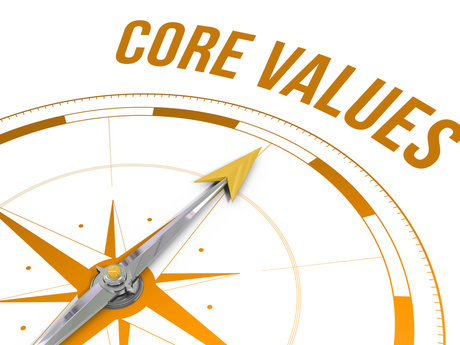 Uncover Your Unique Core Values