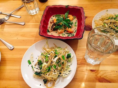 Restaurant Quality Meals