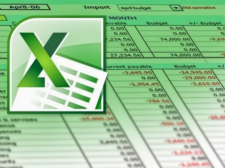 Excel expertise with accounting