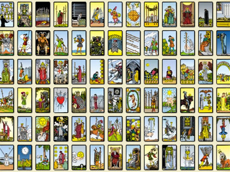 Virtual Tarot Reading!!