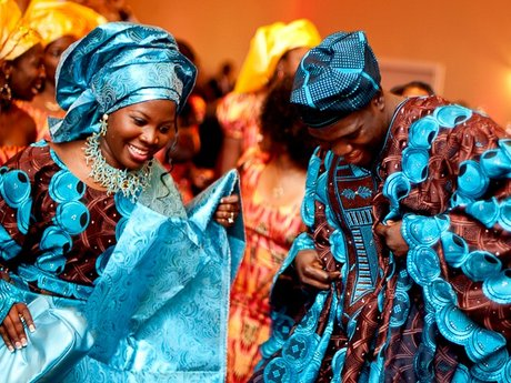 African wedding culture