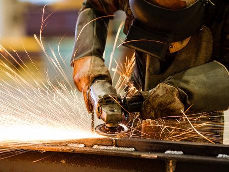 Lousey Lao welding